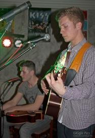 John Sendell + Ollie Swain