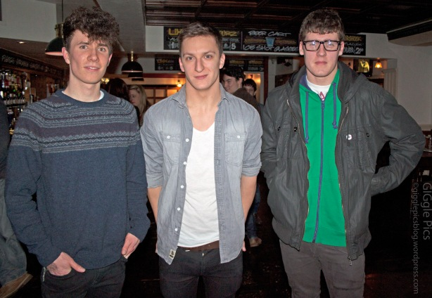 Nick Tompkins - Addison Williams - Josh Marden