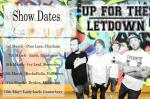 Up For The Let Down Gig Schedule
